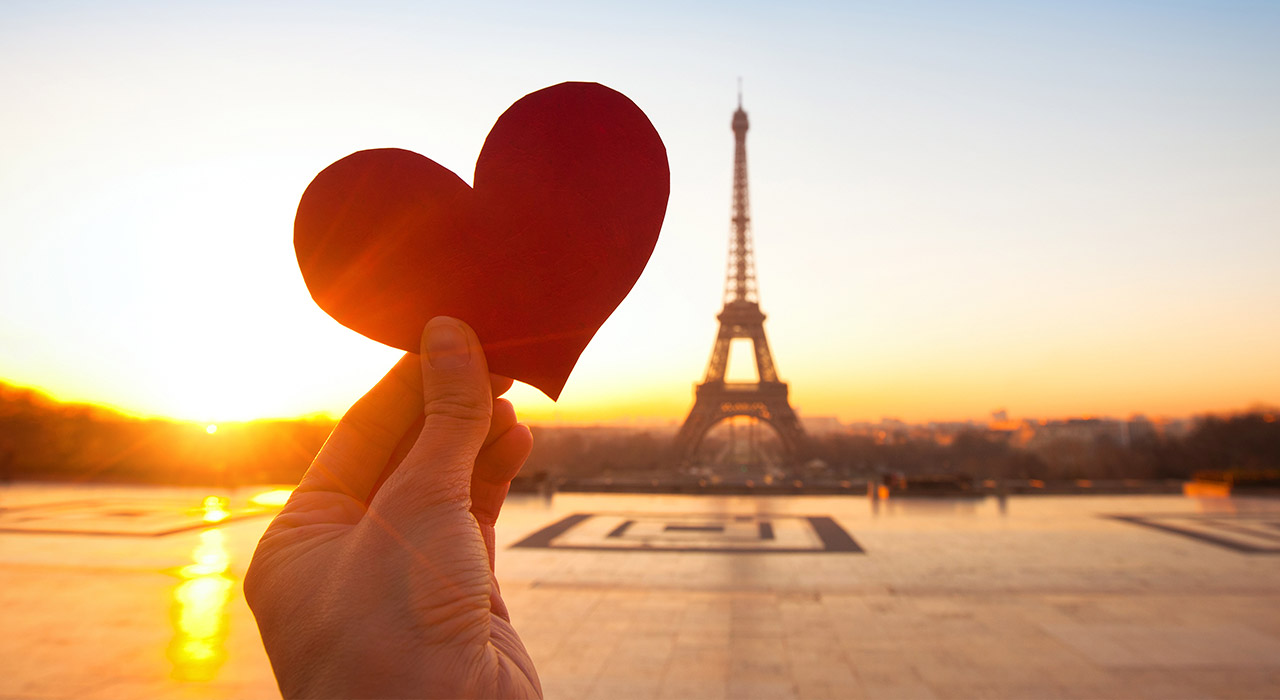 paris romantic